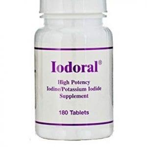 Iodoral - 90 Count