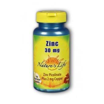 Zinc 30 Mg Picolinat